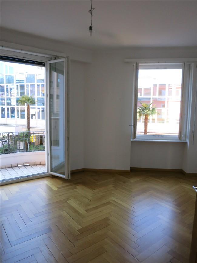 affitto appartamento ticino lugano svizzera, via serafino balestra